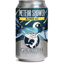 Ghostfish Gluten Free Meteor Shower Blonde Ale