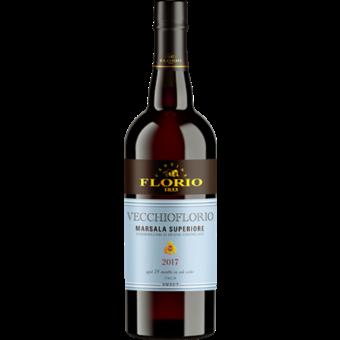 Bottle shot for 2017 Florio Vecchioflorio Sweet