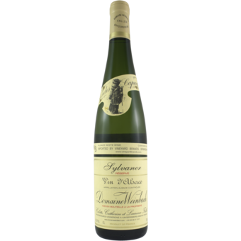 Bottle shot for 2018 Weinbach Sylvaner Reserve