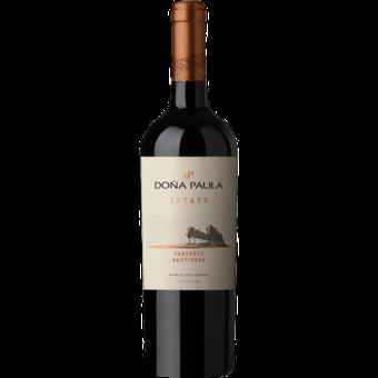 Bottle shot for 2016 Dona Paula Estate Cabernet Sauvignon