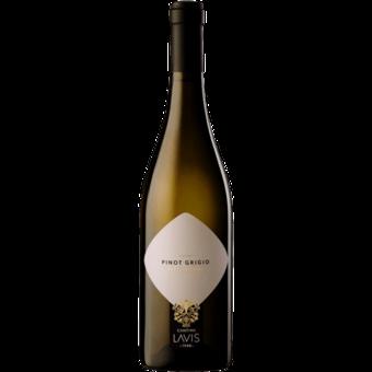 Bottle shot for 2019 Lavis Pinot Grigio