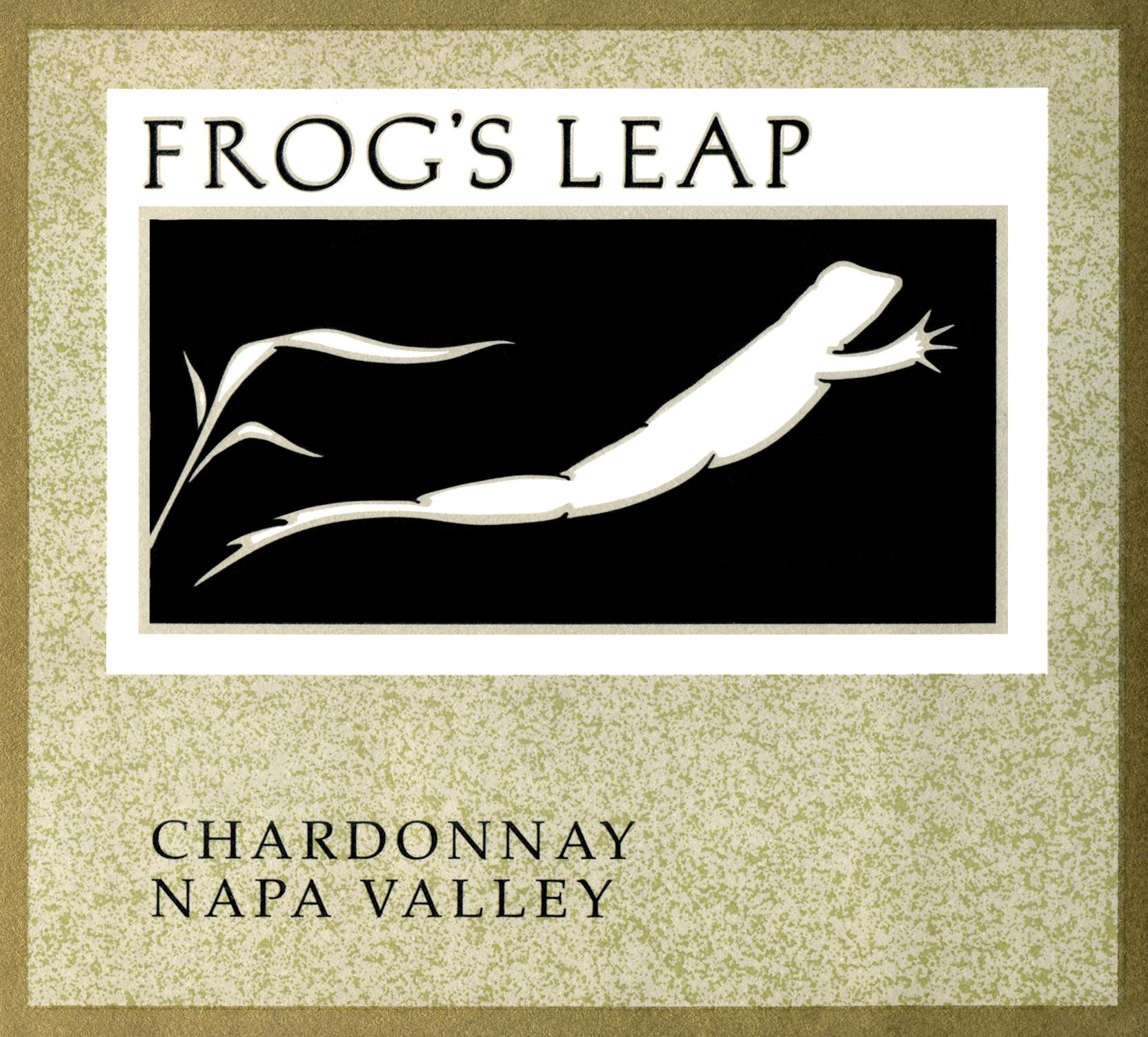 Frogs Leap Chardonnay Napa 2018