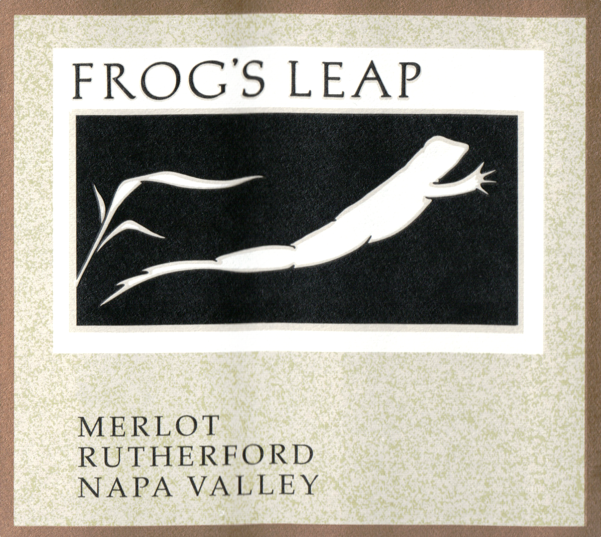 Frogs Leap Merlot 2018