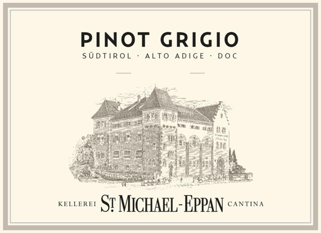 St. Michael Eppan Pinot Grigio 2019