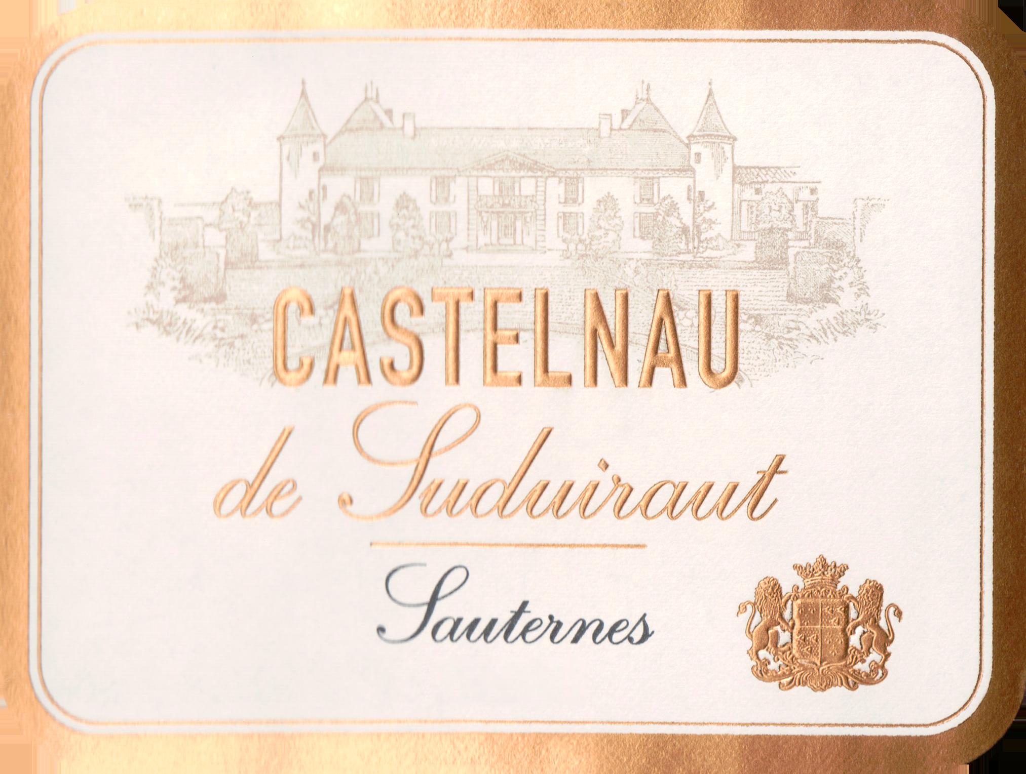 Castelnau De Suduiraut Sauternes 2016
