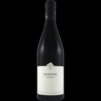 Bottle shot for 2018 Lamy Pillot Bourgogne Pinot Noir