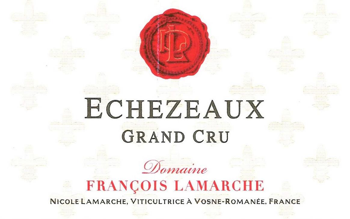Domaine Francois Lamarche Echezeaux Grand Cru 2018