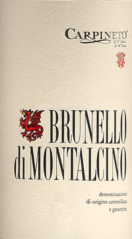 Carpineto Brunello Di Montalcino 2015