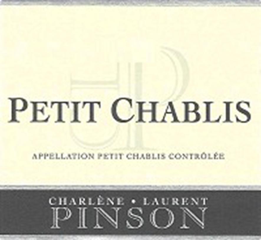 Domaine Pinson Petit Chablis 2019