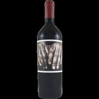 Bottle shot for 2018 Orin Swift Papillon