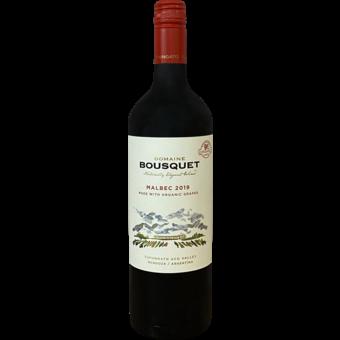 Bottle shot for 2019 Domaine Bousquet Malbec