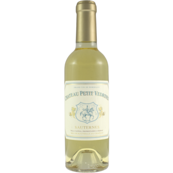 Bottle shot for 2015 Chateau Petit Vedrines