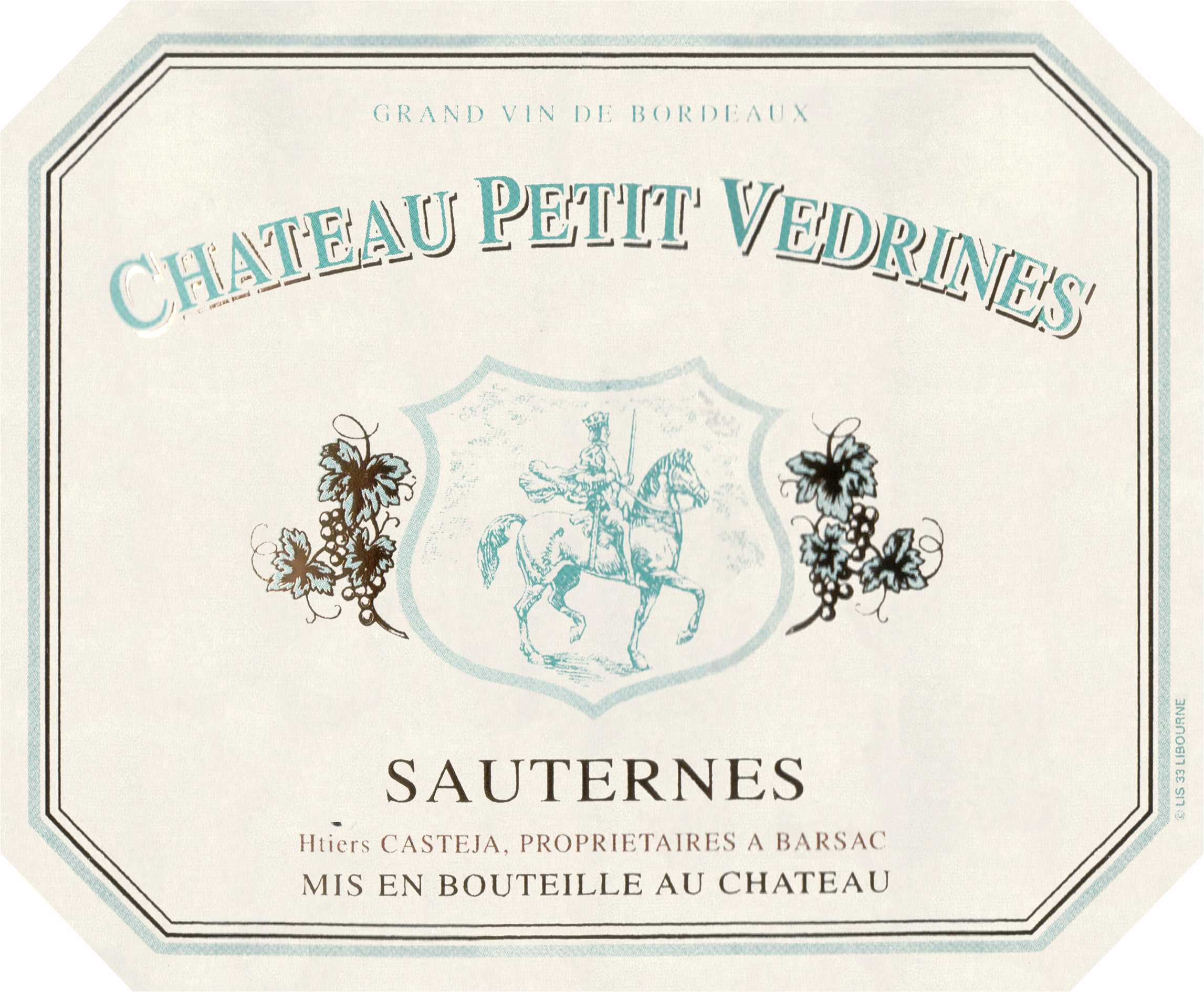 Chateau Petit Vedrines 2016
