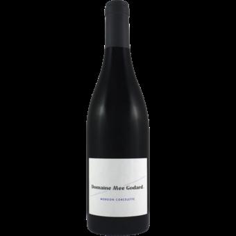 Bottle shot for 2018 Domaine Mee Godard Morgon Corcelette
