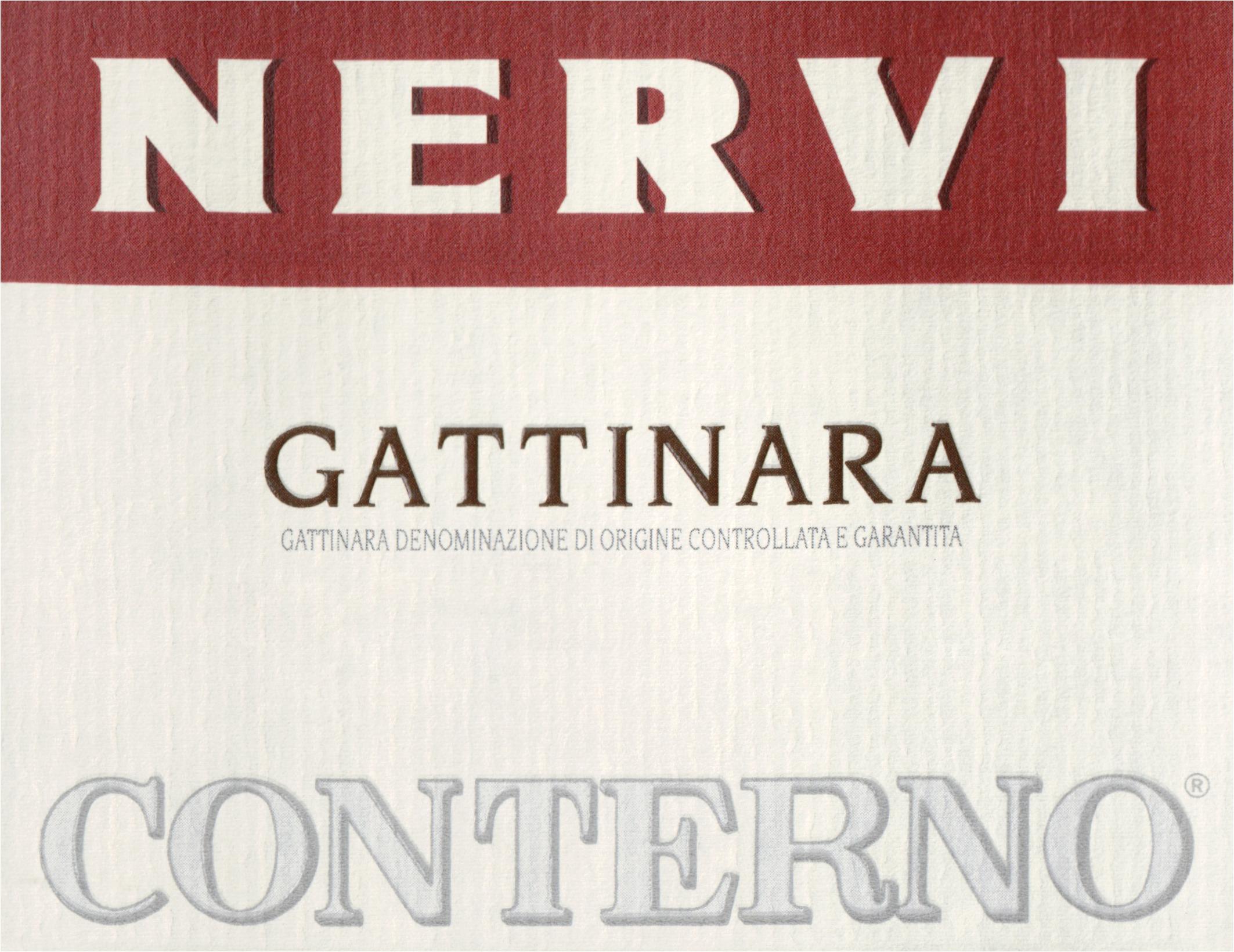 Nervi Conterno Gattinara 2016