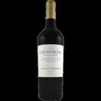 Bottle shot for 2019 Grayson Cabernet Sauvignon