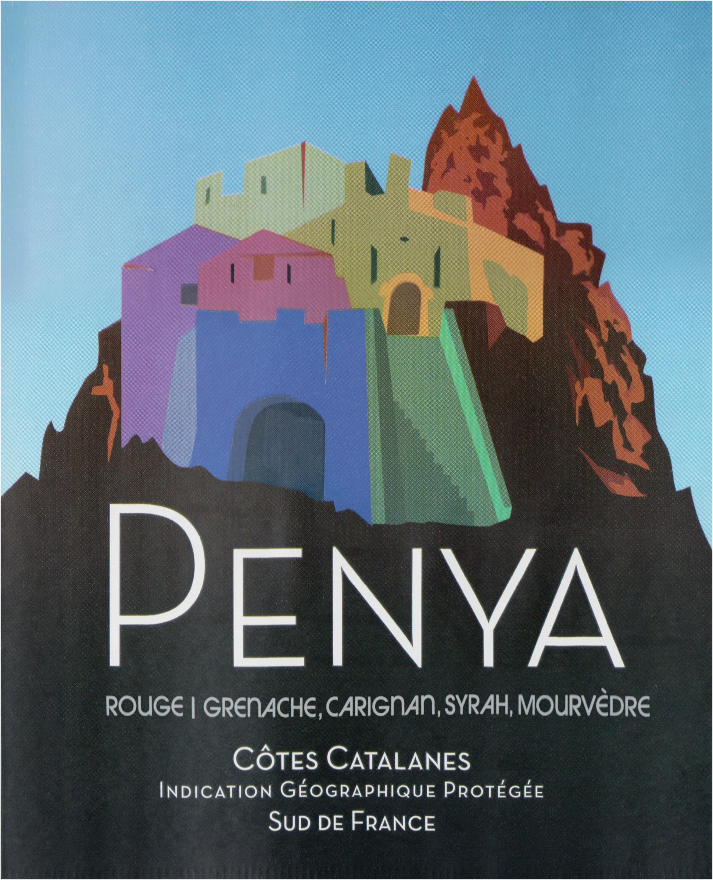 Penya Cotes Catalanes Rouge 2019