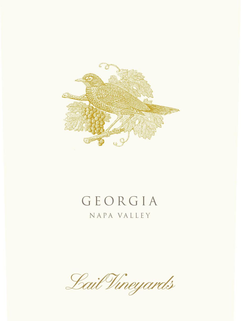 Lail Georgia Sauvignon Blanc 2018