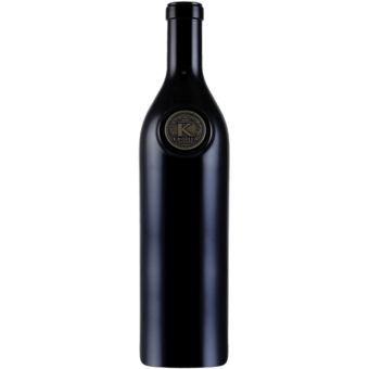 Bottle shot for 2018 Kinsella Spencer Cabernet Sauvignon