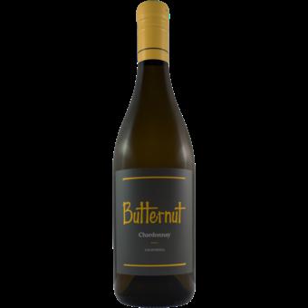 Bottle shot for 2019 Butternut Chardonnay