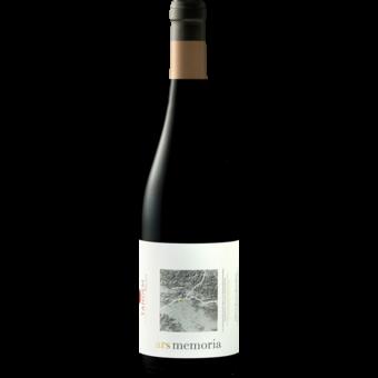 Bottle shot for 2012 Bodegas Tandem Ars Memoria