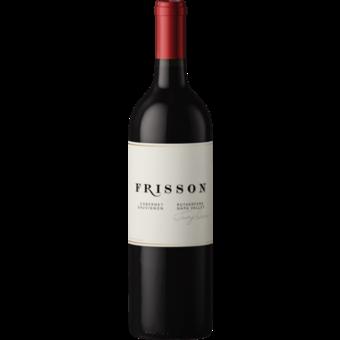 Bottle shot for 2016 Frisson Napa Cabernet Sauvignon