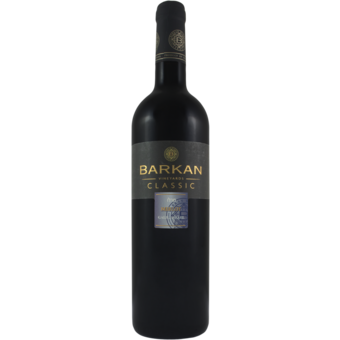 Bottle shot for 2019 Barkan Classic Merlot