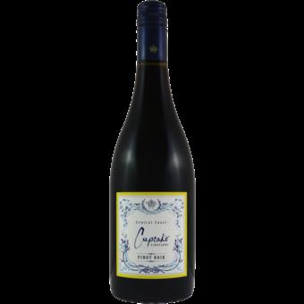 Bottle shot for 2018 Cupcake Pinot Noir