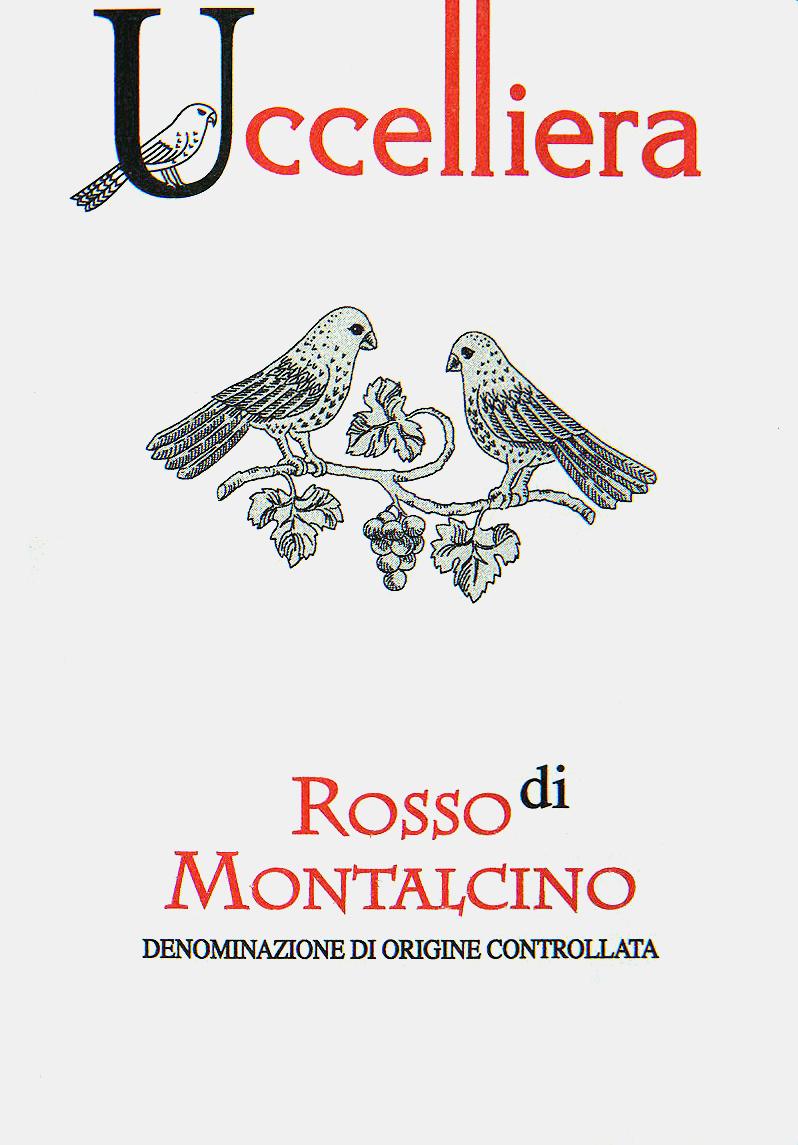 Uccelliera Rosso Di Montalcino 2018
