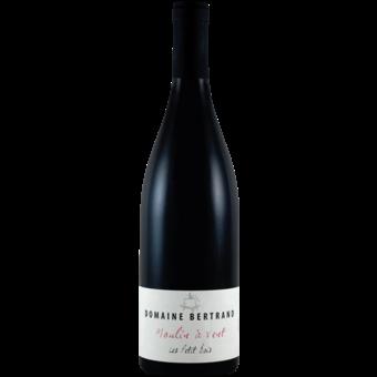 Bottle shot for 2018 Domaine Bertrand Les Petits Bois Moulin A Vent
