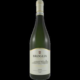 Bottle shot for 2019 Broglia Gavi Di Gavi La Meirana