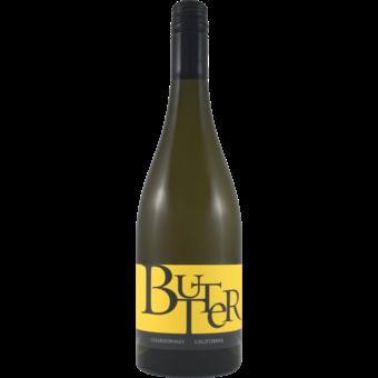 Bottle shot for 2019 Butter Chardonnay