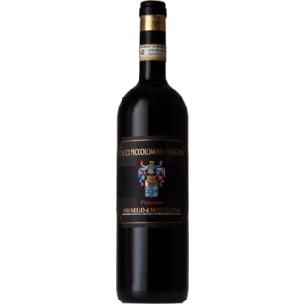 Bottle shot for 2013 Ciacci Piccolomini Brunello Di Montalcino Pianrosso