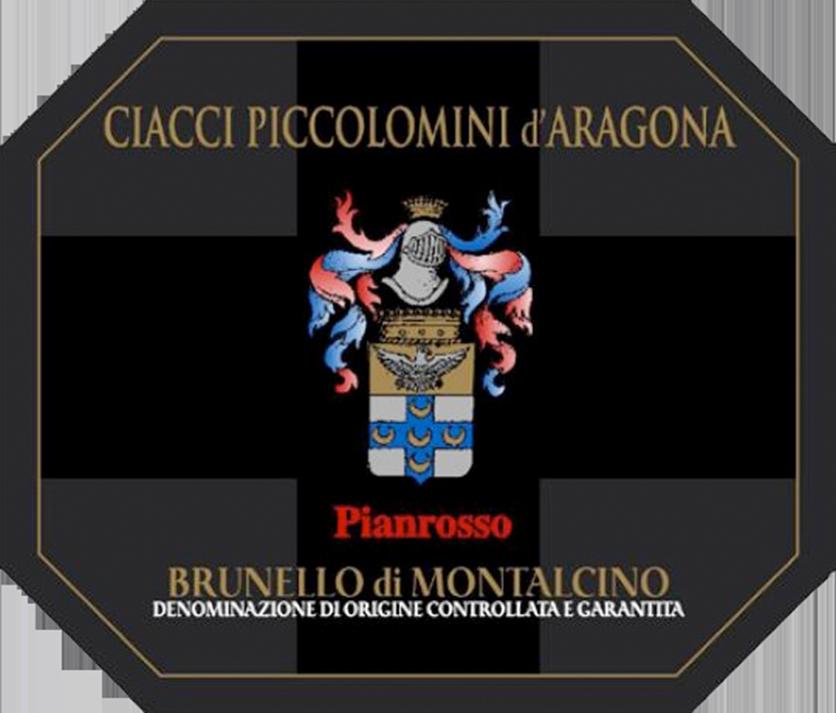 Ciacci Piccolomini Brunello Di Montalcino Pianrosso 2013