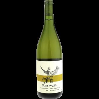 Bottle shot for 2018 Scar Of The Sea Santa Maria Chardonnay