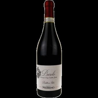 Bottle shot for 2016 Tenuta Neirano Barolo Docg