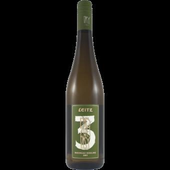 Bottle shot for 2019 Leitz Eins Zwei Dry 3 Trocken Riesling