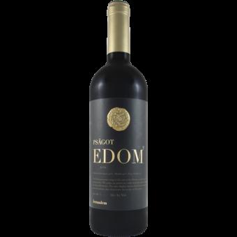 Bottle shot for  Psagot Edom Red Blend Judean Hills
