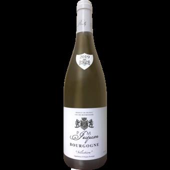 Bottle shot for 2019 Paul Et Marie Jacqueson Bourgogne Blanc