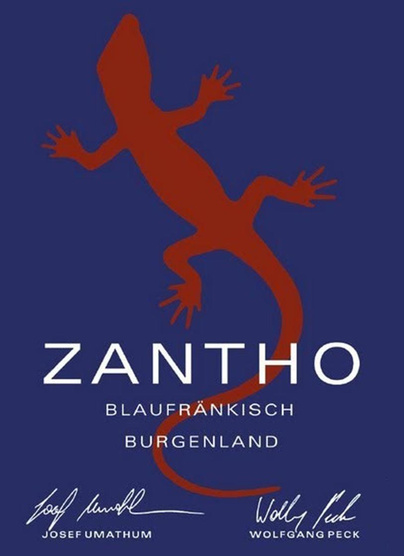 Zantho Blaufrankisch 2018