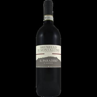 Bottle shot for 2013 Il Paradiso Di Manfredi Brunello Di Montalcino
