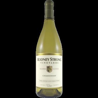 Bottle shot for 2019 Rodney Strong Chardonnay