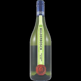 Bottle shot for 2019 Mulderbosch Sauvignon Blanc