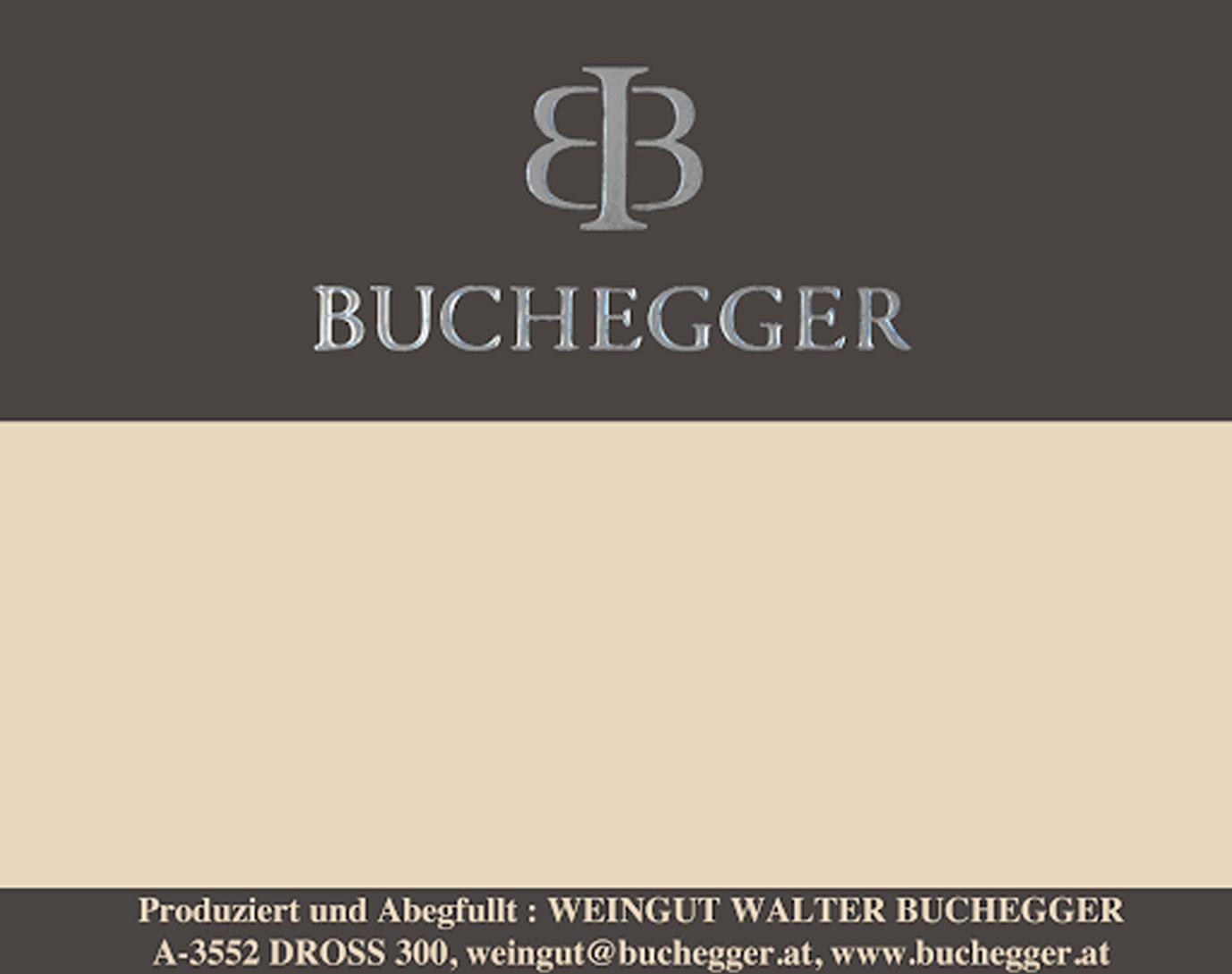Buchegger Holzgasse Gruner Veltliner 2019