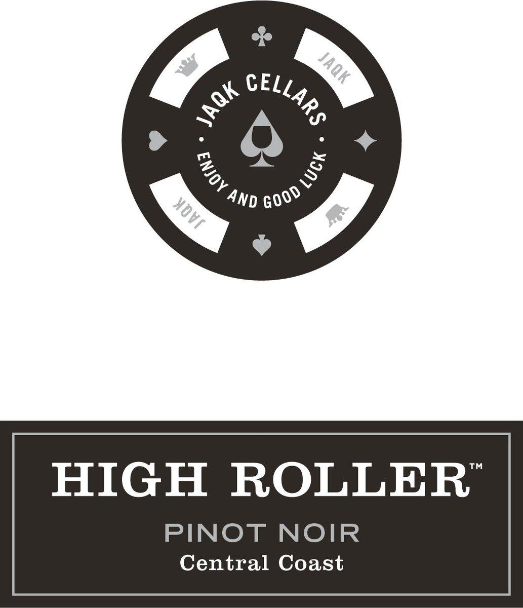 Jaqk Cellars High Roller Pinot Noir Central Coast 2018
