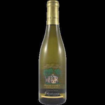 Bottle shot for 2019 Frank Family Vineyards Chardonnay