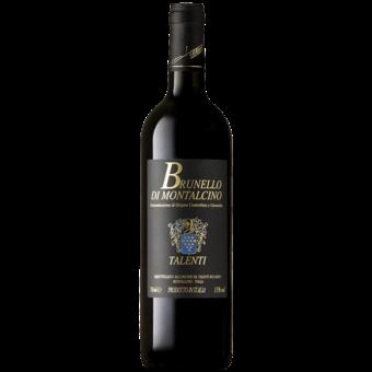 Bottle shot for 2016 Talenti Brunello Di Montalcino