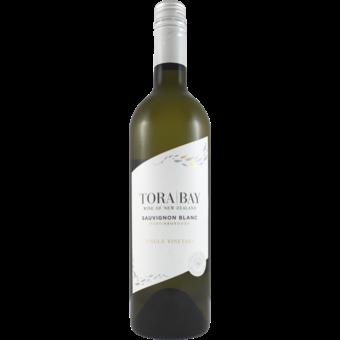Bottle shot for 2020 Tora Bay Sauvignon Blanc