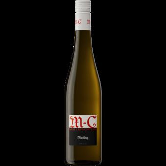 Bottle shot for 2018 Muller Catoir Mc Riesling Feinherb