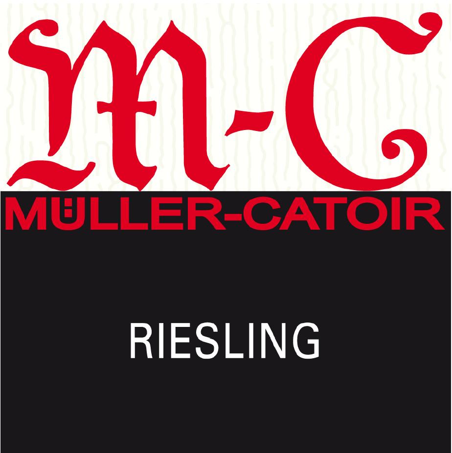 Muller Catoir Mc Riesling Feinherb 2018
